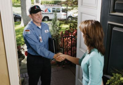 in-home estimate from Sunbeam Service Experts Heating & Air Conditioning